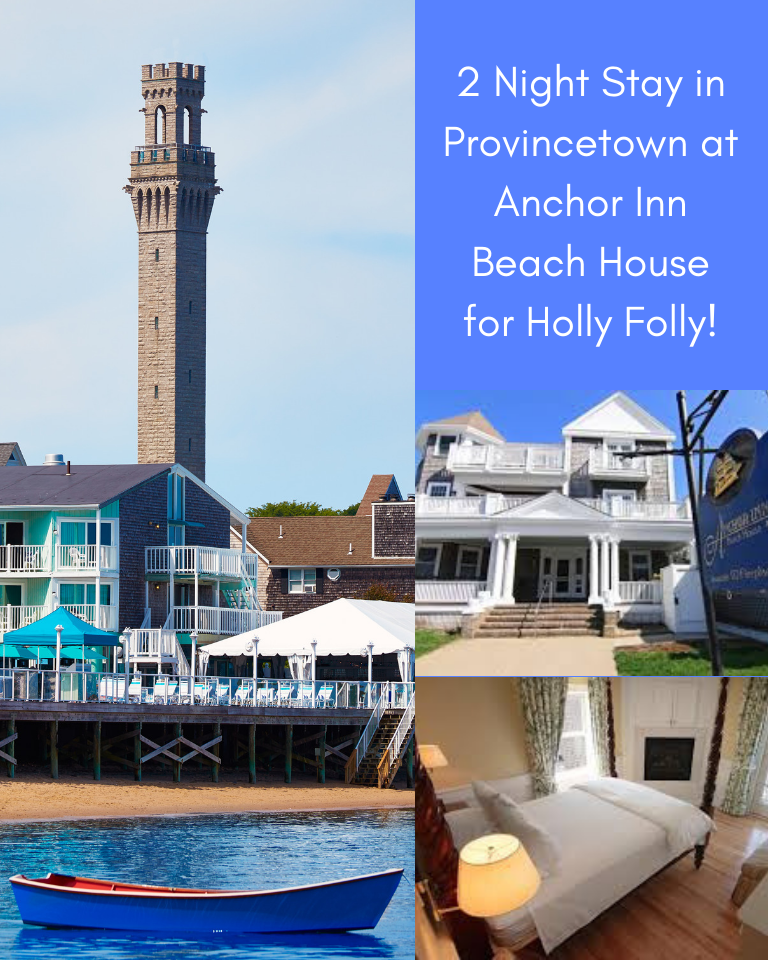2 Night stay in Provincetown