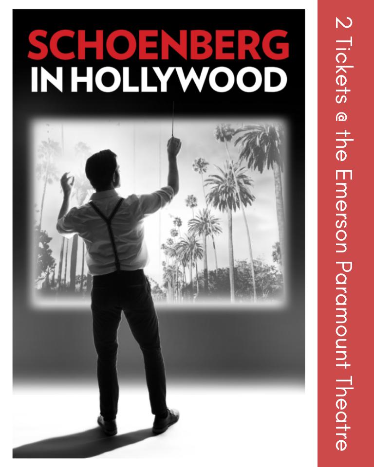 Boston Lyric Opera Schoenberg in Hollywood