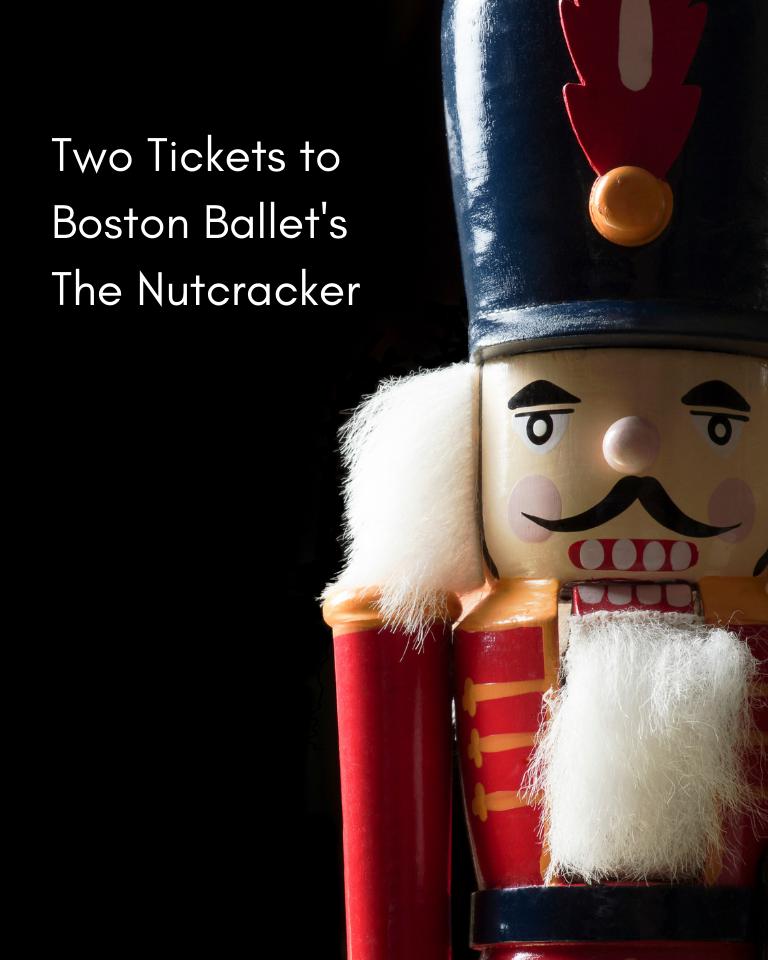 Boston Ballet Nutcracker Tickets