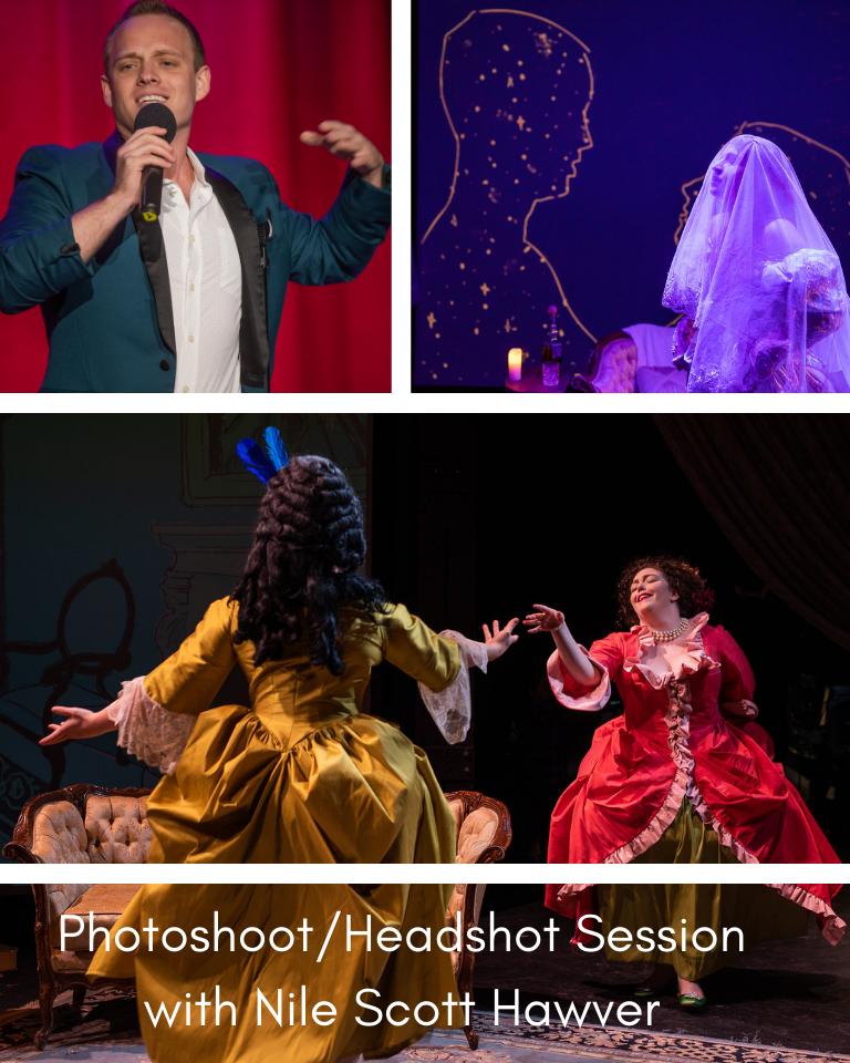 Photoshoot/Headshot Session