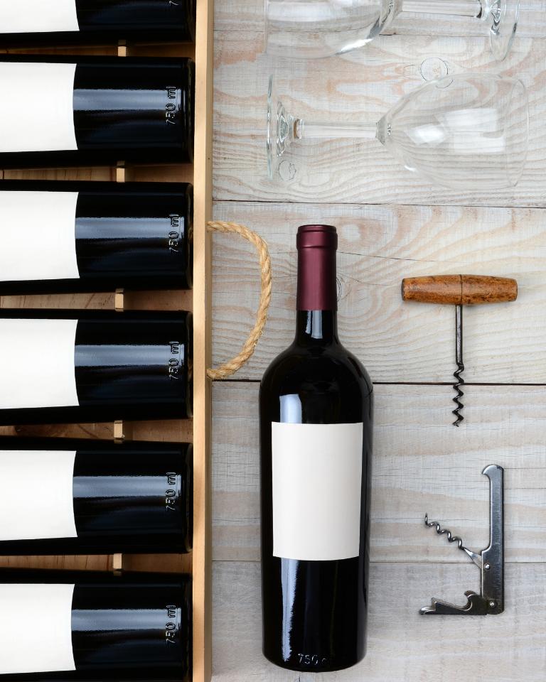 Assorted Wine Basket